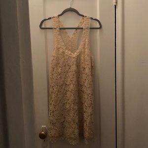 Madison Marcus Crochet Dress